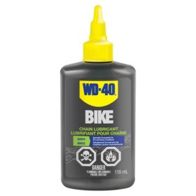 WD-40 Bike Dry Chain Lube 4oz Drip