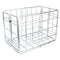 WALD PRODUCTS BASKET WALD 582 FOLDING RR SIL