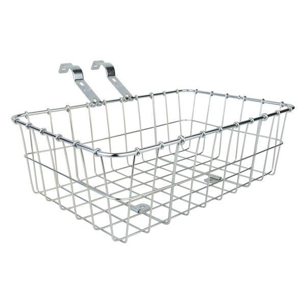 WALD PRODUCTS BASKET WALD 1372 STD SMALL-15x10x5 SL w/MULTIFIT BRACES