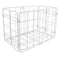 WALD PRODUCTS BASKET WALD 582 FOLDING RR 12x7x8 WHT