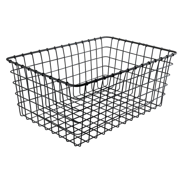 WALD PRODUCTS BASKET WALD 1275 21x15x9 NO/HDWR OR BANDS BK