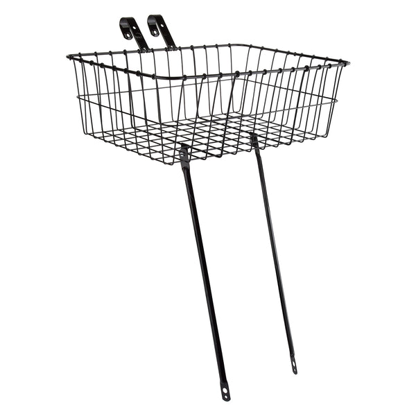 WALD PRODUCTS BASKET WALD 139 STD LARGE-18x13x6 BLK