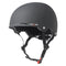 TRIPLE EIGHT HELMET TRIPLE8 GOTHAM DUAL CERT LG-XL BK w/CONEHAED EPS