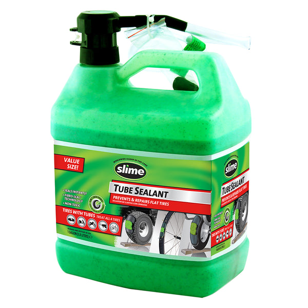SLIME TIRE SEALER SLIME 1 GALLON w/PUMP