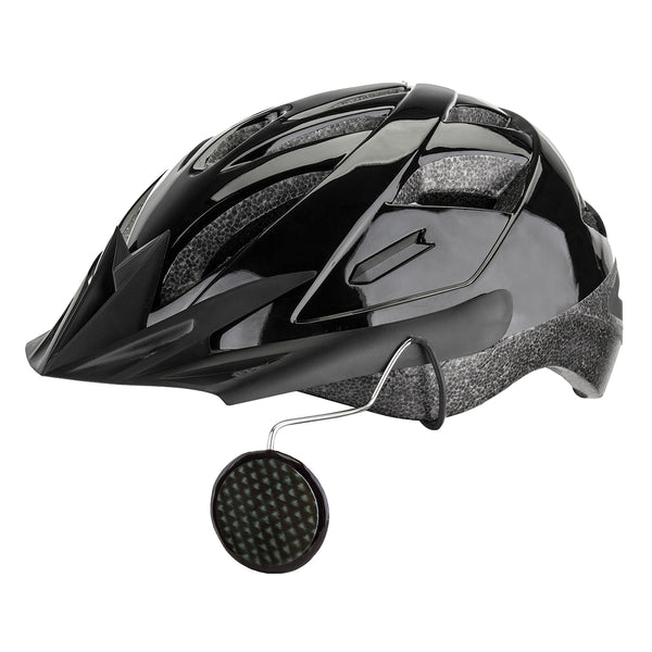 TIGER EYE MIRROR TIGER EYE HELMET MOUNT CARBON FIBER