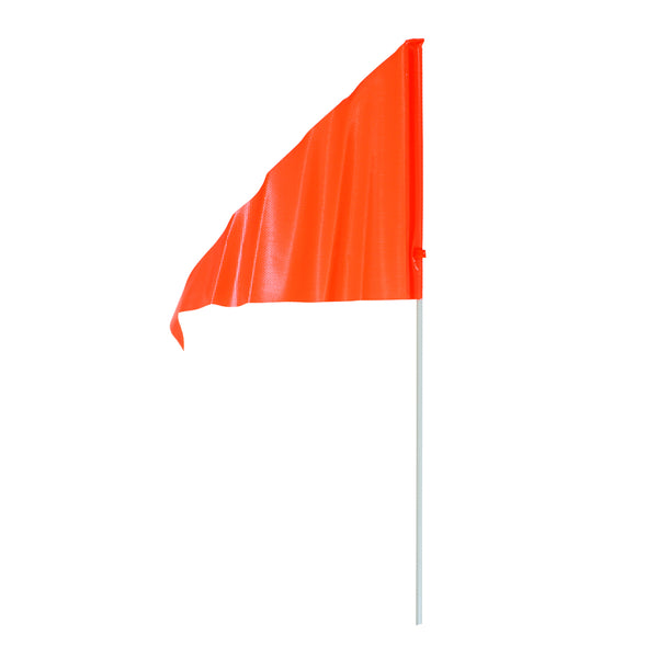 SUNLITE SAFETY FLAGS 1pc SUNLT 59in ECONO BXof10
