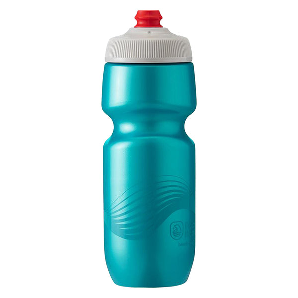 POLAR BOTTLE POLAR BREAKAWAY 24oz WAVE TEAL/SL
