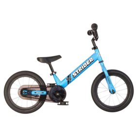 Strider 14X Sport Kids Bicycle 14'' Blue U