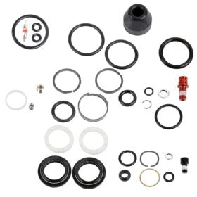 RockShox 11.4018.018.001 Service kit Solo air and damper seals hardware & black seals SID/Reba Solo Air A2-A3 2013+