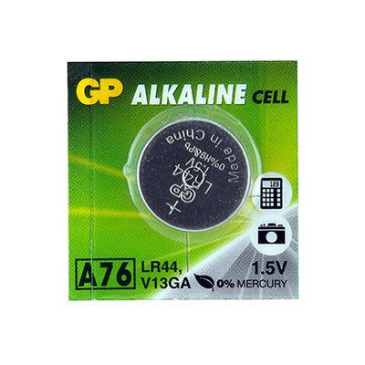 BATTERIES BATTERY MAXELL LR44