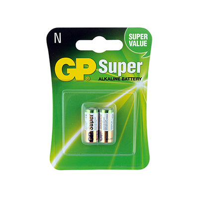 BATTERIES BATTERY GP LR1 - N 1.5v PKof2