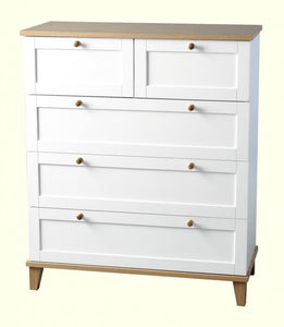 Arcadia 3+2 Drawer Chest