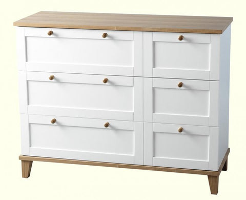 Arcadia 3 Drawer Chest