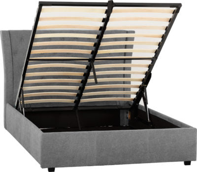"Camden Plus 4'6"" Storage Bed"
