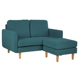 Remi 2 Seater Fabric Chaise