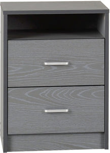 Felix 2 Drawer Bedside