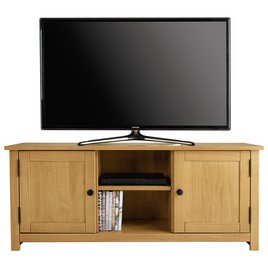 Porto Solid Wood TV Unit