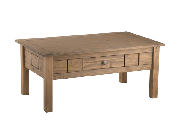 Santiago 1 Drawer Coffee Table