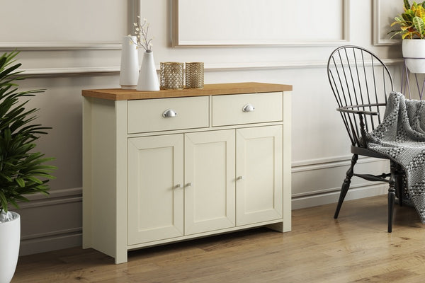 Winchester 3 Door 2 Drawer Sideboard