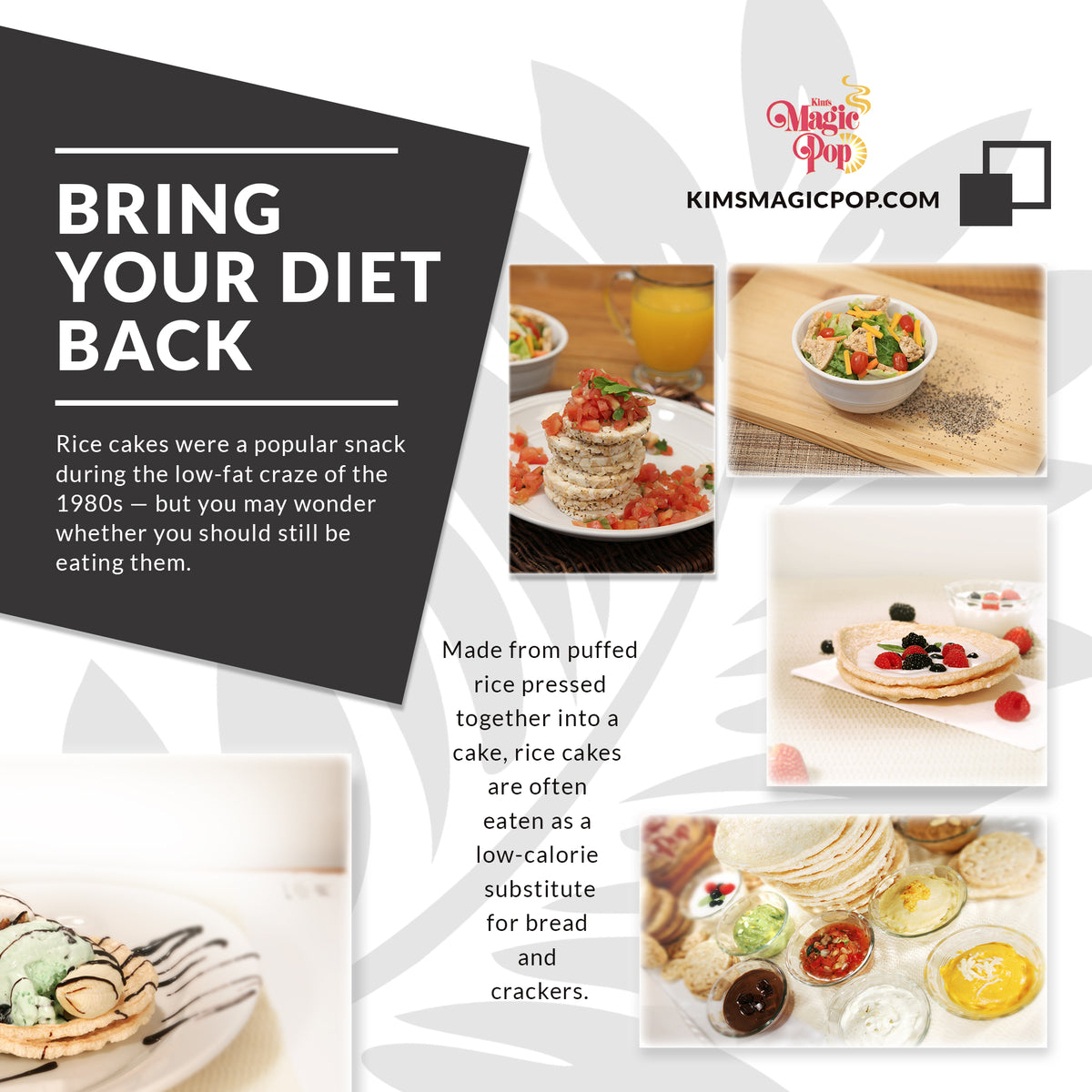 Bring Your Diet Back!