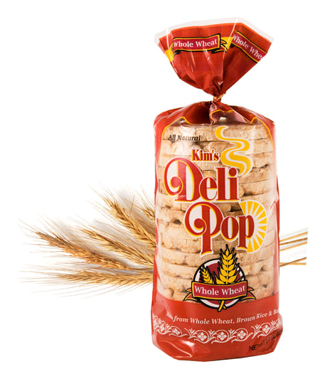 Kim's Deli Pop Whole Wheat Flavor