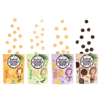 Kim's Magic Pop Coconut Snack Bites Honey Flavor-Kim's Magic Pop