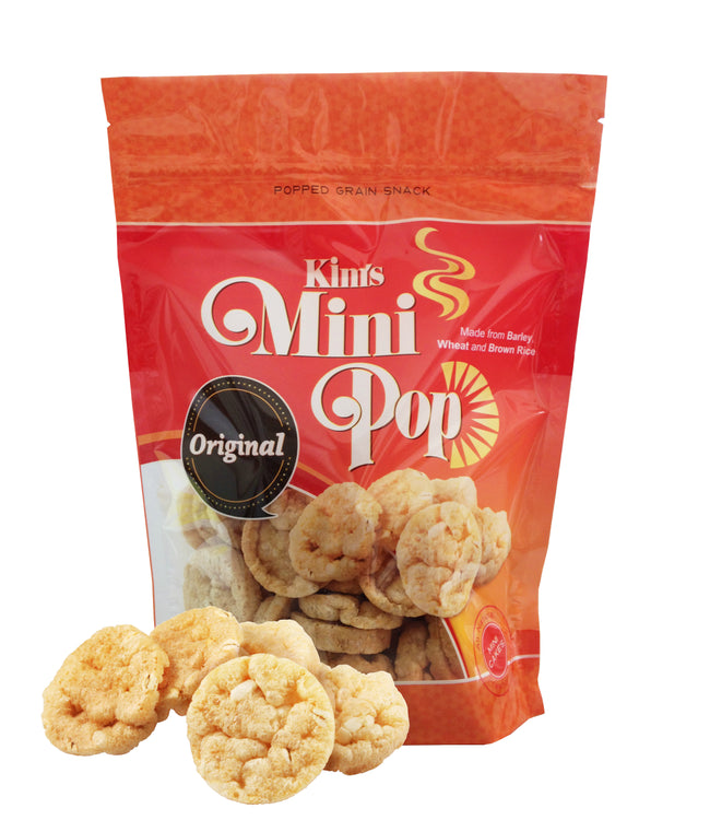 Kim's Mini Pop Original Flavor