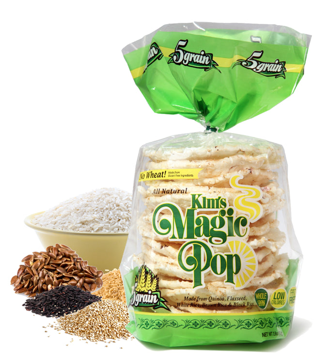 Kim's Magic Pop 5 Grain