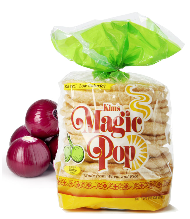 Kim's Magic Pop Onion Flavor