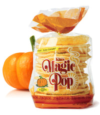 KIM'S MAGIC POP Pumpkin Flavor-Kim's Magic Pop