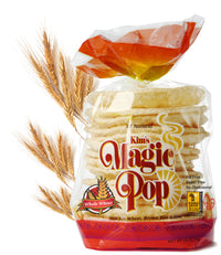 KIM'S MAGIC POP Whole Wheat Flavor-Kim's Magic Pop