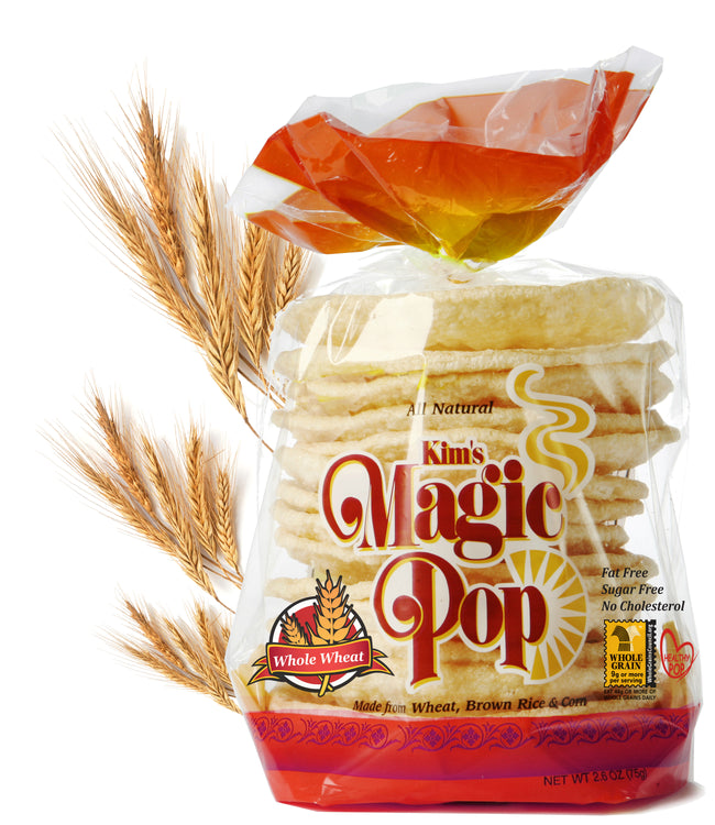 Kim's Magic Pop Whole Wheat Flavor