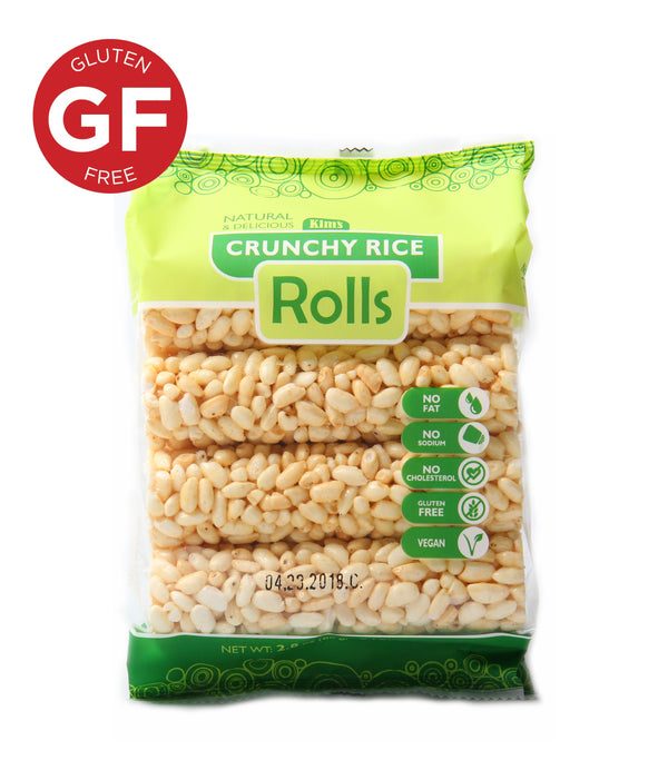 KIM'S MAGIC POP Crunch Roll Rice Flavor