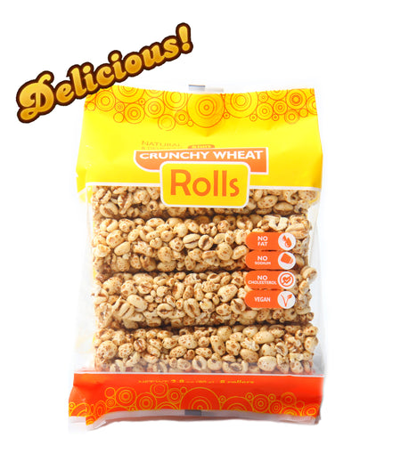 (Discount Already Applied)New Product Event 40% Off Crunchy Wheat Roll - 12pk