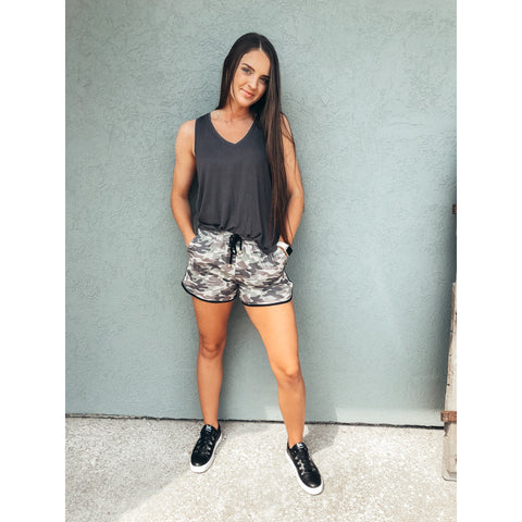 Go Anywhere Camo Shorts