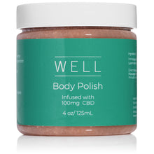 CBD Body Polish - 4oz (100mg)