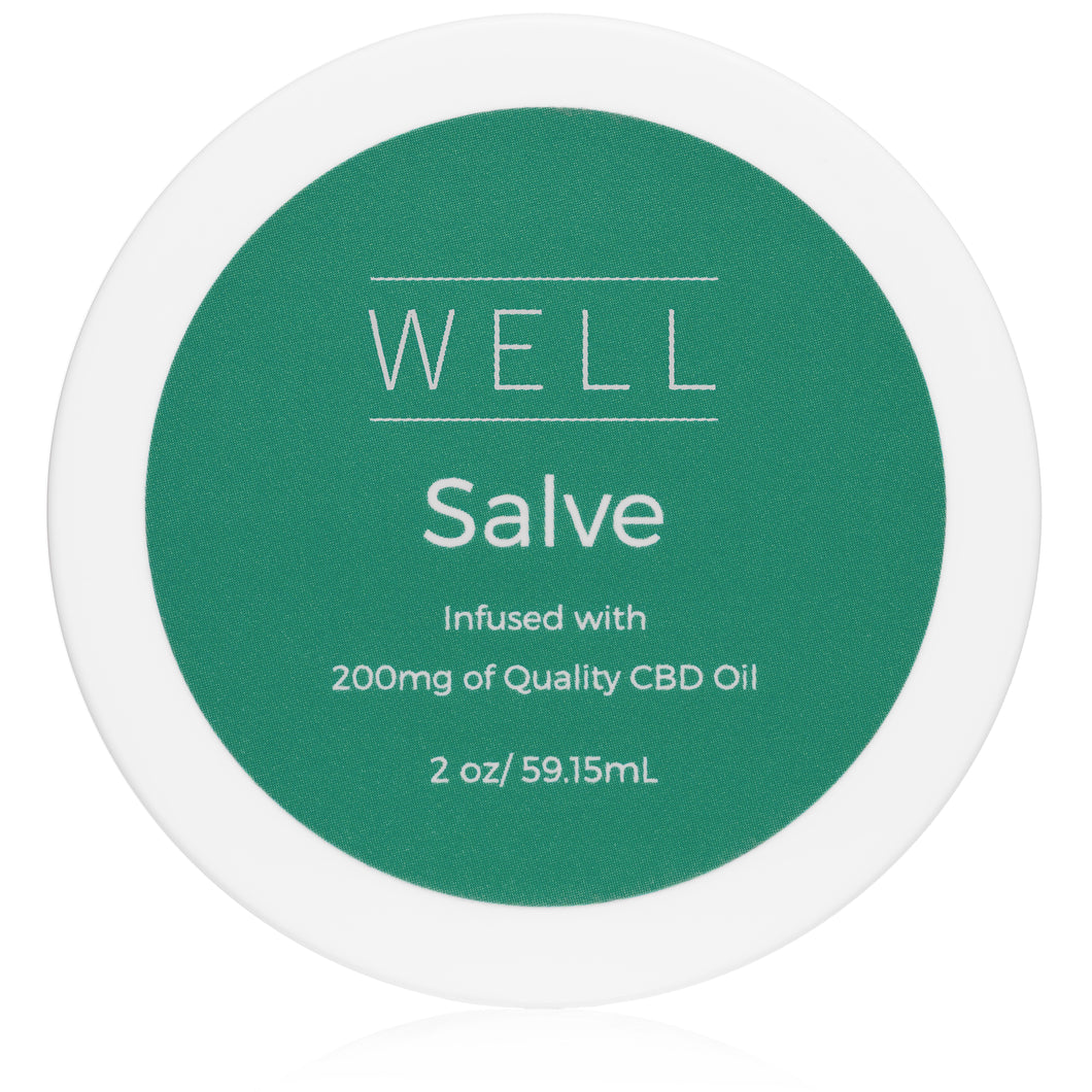 CBD Salve -2 oz (200mg)