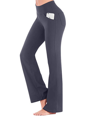 Eco-friendly Bamboo Casual Stretchy Bootcut Yoga Pants(BUY 3 GET FREE SHIPPING)