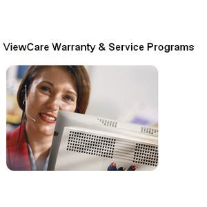 Viewsonic ViewCare - 1 Year Extended Warranty - Service