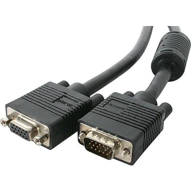 StarTech.com Coax High Res VGA Monitor extension Cable - HD-15 (M) - HD-15 (F) - 6 ft