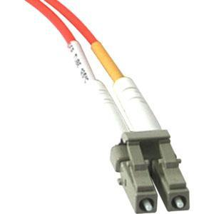 C2G 3m LC-SC 62.5-125 Duplex Multimode OM1 Fiber Cable - Orange - 10ft