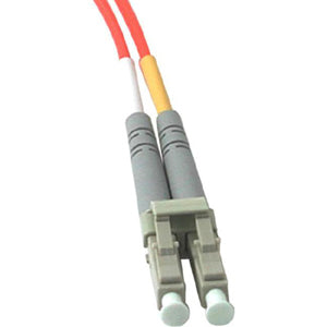 C2G 5m LC-LC 62.5-125 Duplex Multimode OM1 Fiber Cable - Orange - 16ft