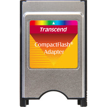 Load image into Gallery viewer, Transcend CompactFlash Adapter