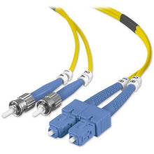 Load image into Gallery viewer, Belkin Fiber Optic Duplex Patch Cable