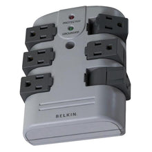 Load image into Gallery viewer, Belkin Pivot Plug Outlet Wallmount Surge Protector