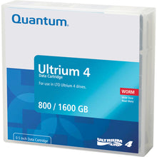 Load image into Gallery viewer, Quantum LTO Ultrium 4 WORM Tape Cartridge