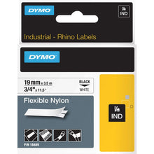 Load image into Gallery viewer, Dymo Rhino Flexible Nylon Labels