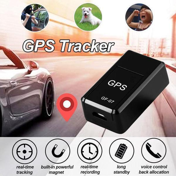 Mini Magnetic GPS Real Time Tracker