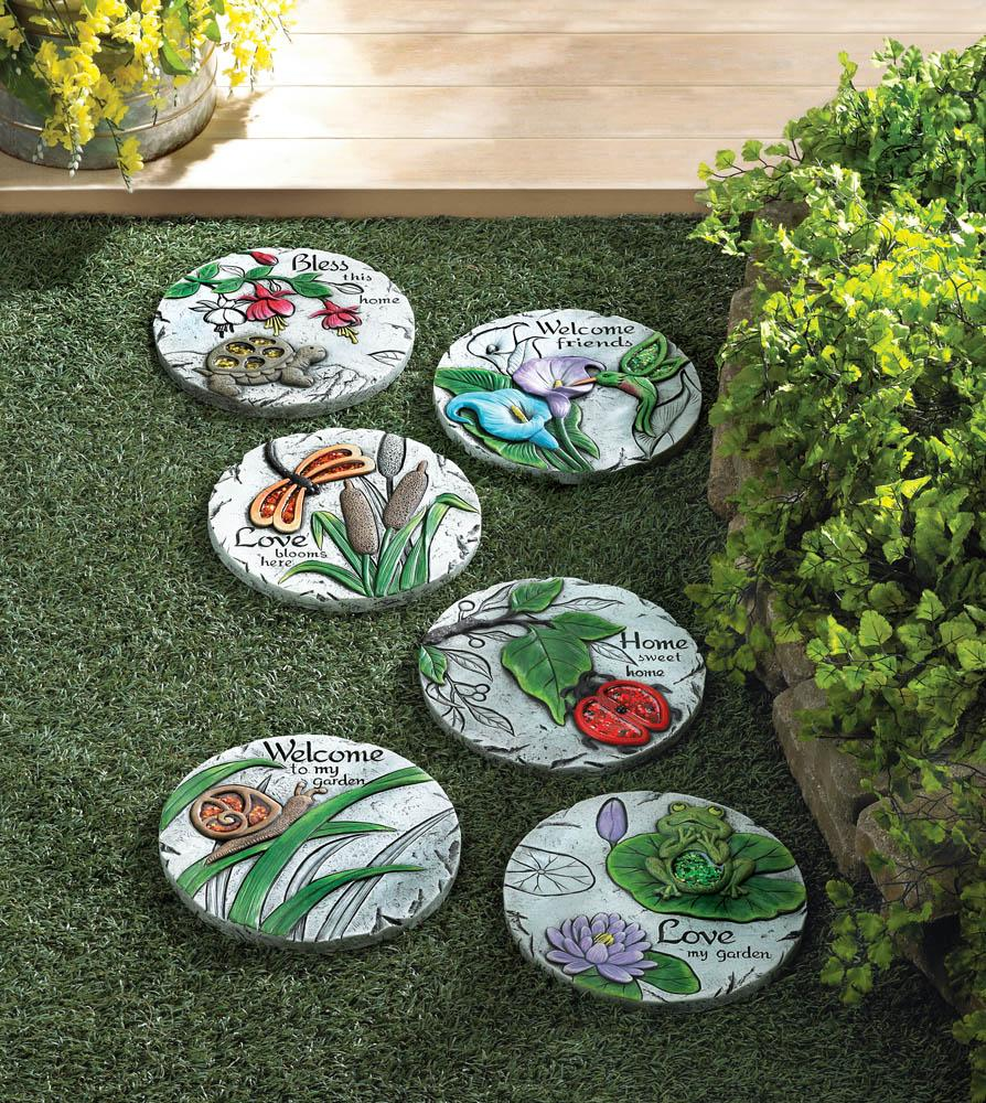 Stepping stones collection