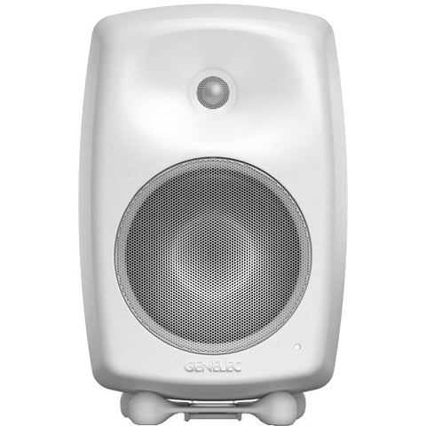 Genelec G4AWM - G Four 90W Active Speaker (White)